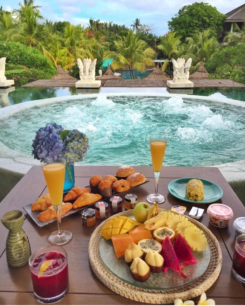 Bali Mandira Beach Resort and Spa 💛💛💛 Credits ✨@mahakemala