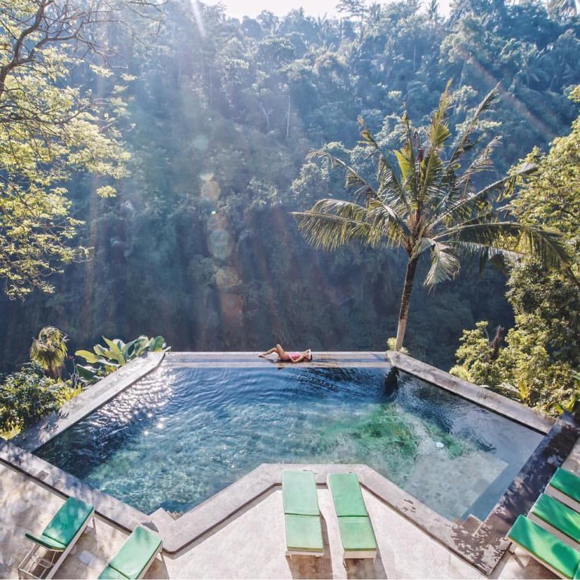 Beji Ubud Resort 📷 @katerinastavreva