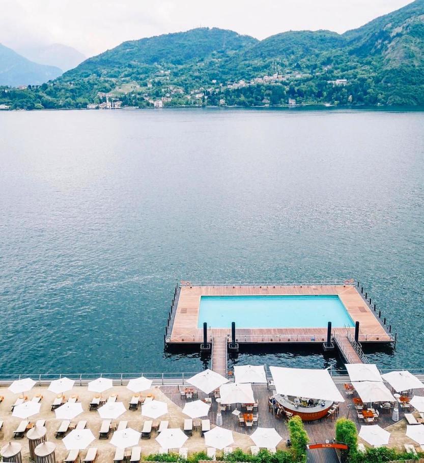 @passporttofriday Grand Hotel Tremezzo - Lake Como