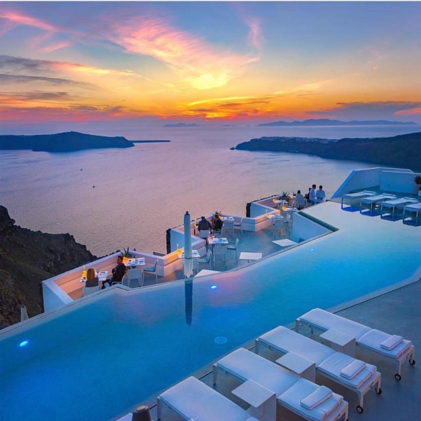 Santorini - Greece Credits @kyrenian