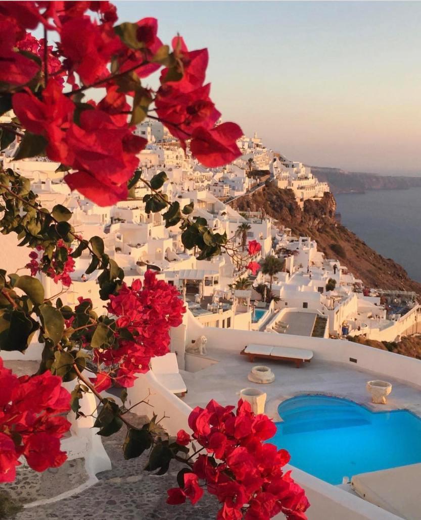 Santorini - Greece ❤️❤️❤️ Credits ✨@mehmetsert