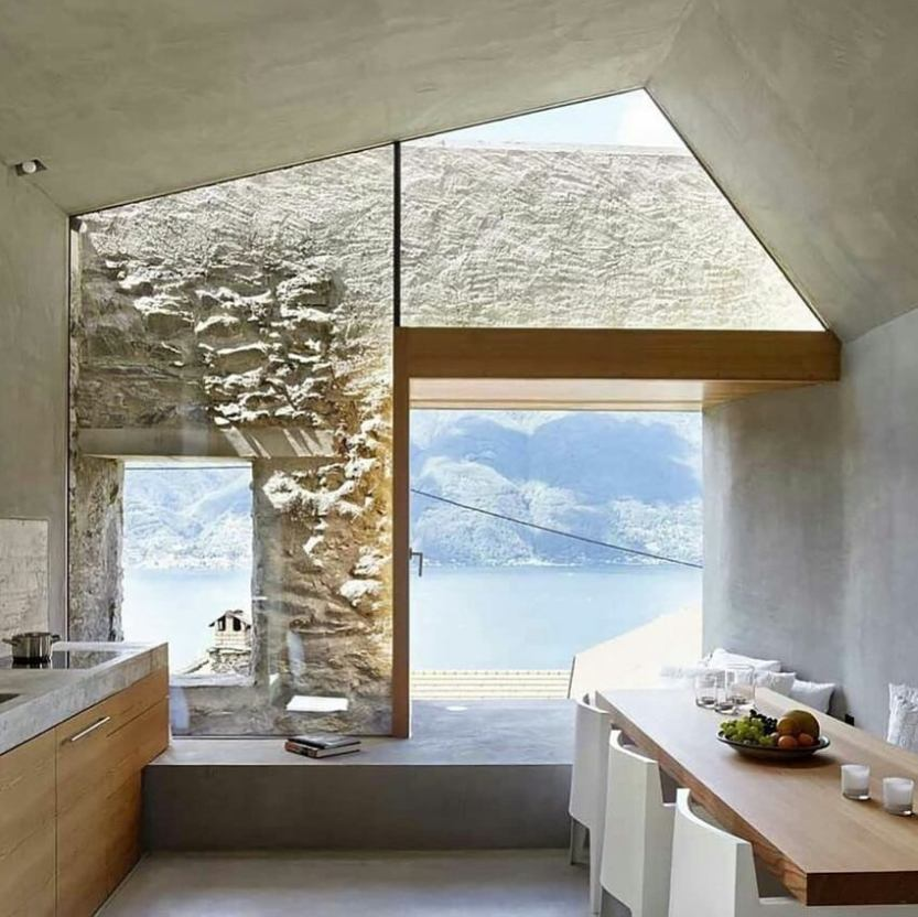 Stone House Transformation by Wespi de Meuron RomeobyHannes Henz