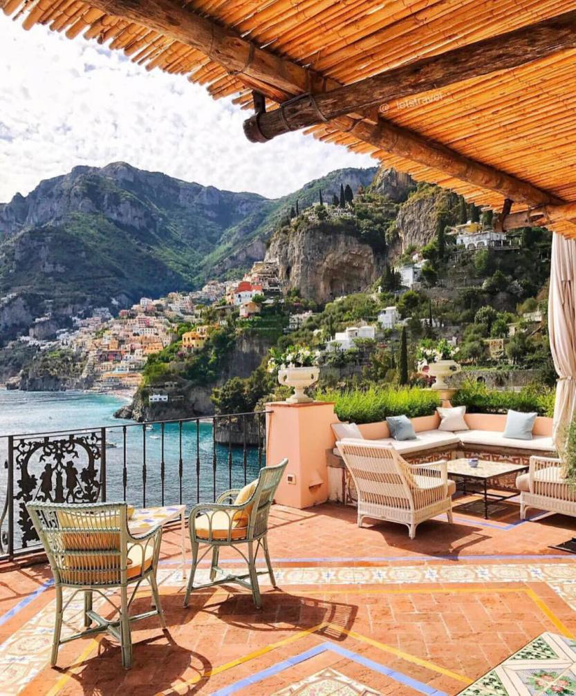 Amalfi Coast - Italy ❤️❤️❤️ Credits ✨@_letstravel_
