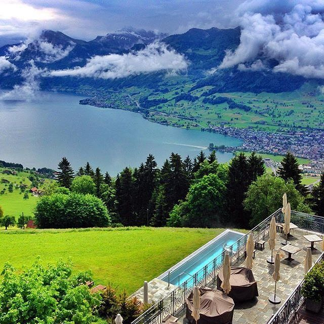 Hotel Villa Honegg Switzerland Photo by@DreamEuroTrip