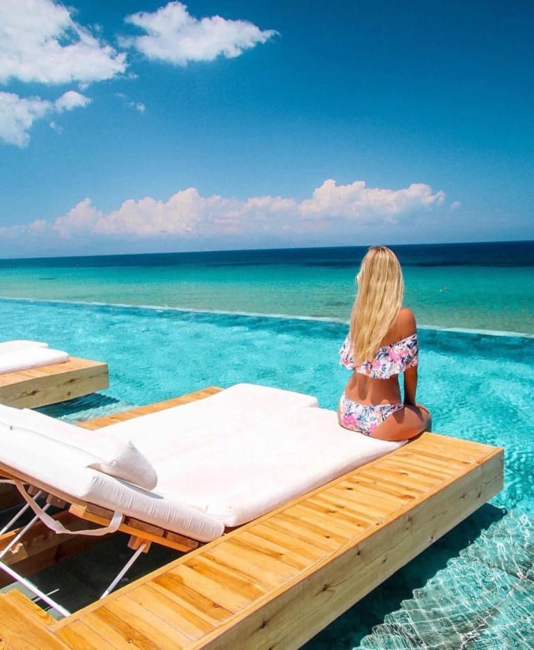Lesante Blue Beach Resort - Greece 💙💙💙 Credits ✨@pilotmadeleine