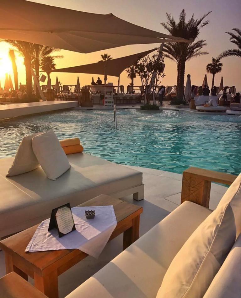 Nikki Beach Resort and Spa - Dubai @golden_heart