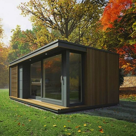 The Glide Pod by Pod Space @podspace