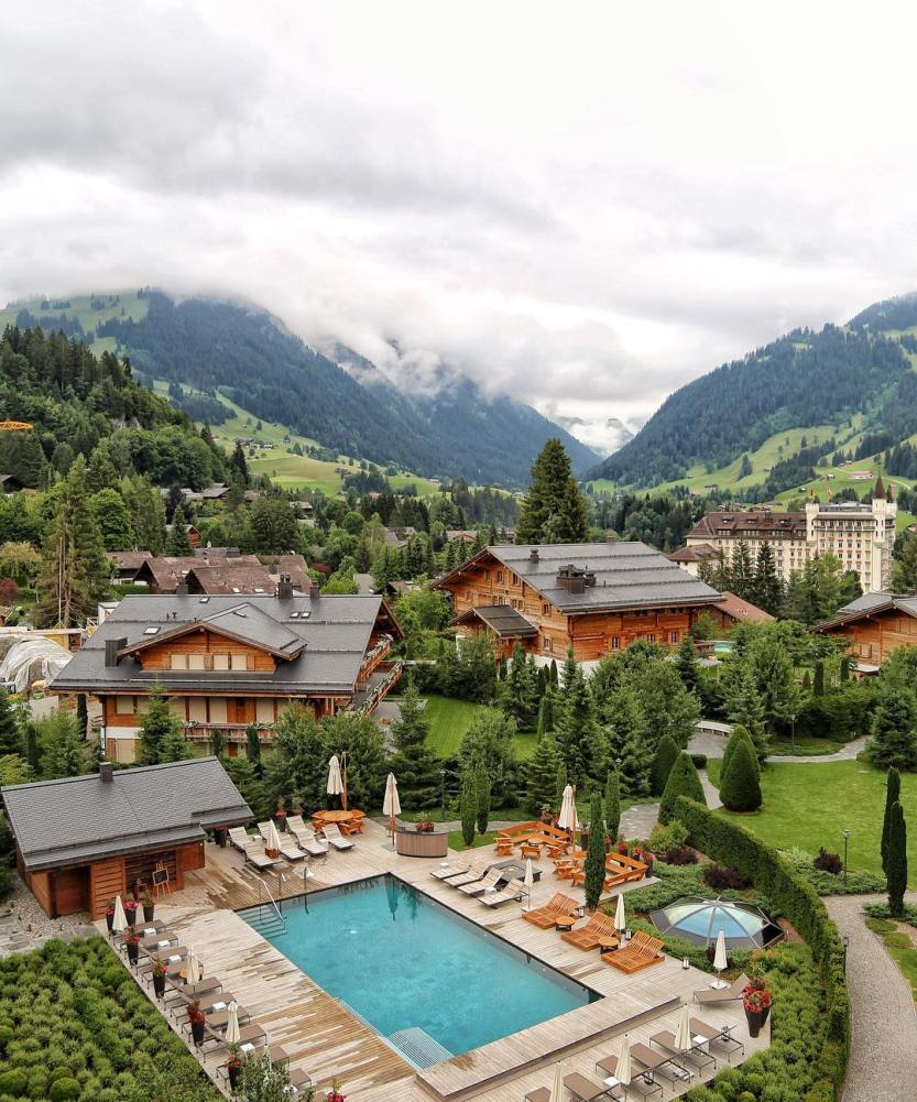 thealpinagstaad hotel in Gstaad photo by missjetsetter
