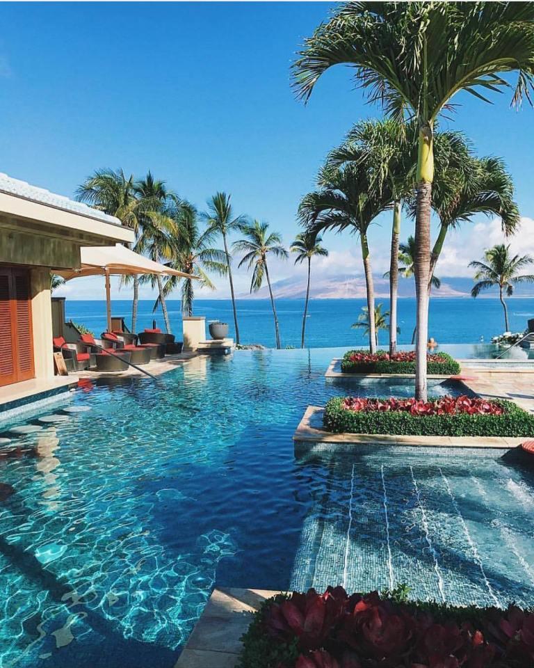 Four Seasons Maui@tashoakley