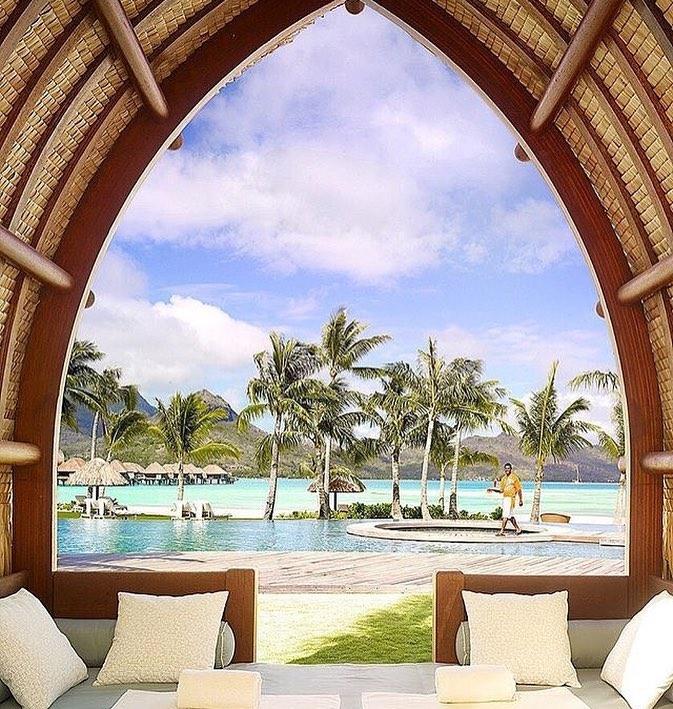 Four Seasons Resort Bora Bora @fsborabora