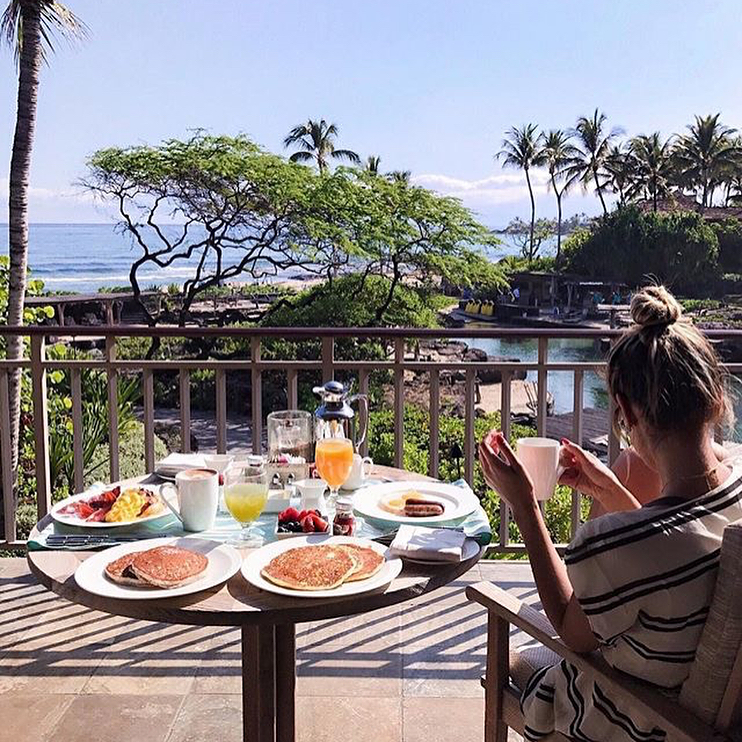 Four Seasons Resort Hualalai by @littleblackboots