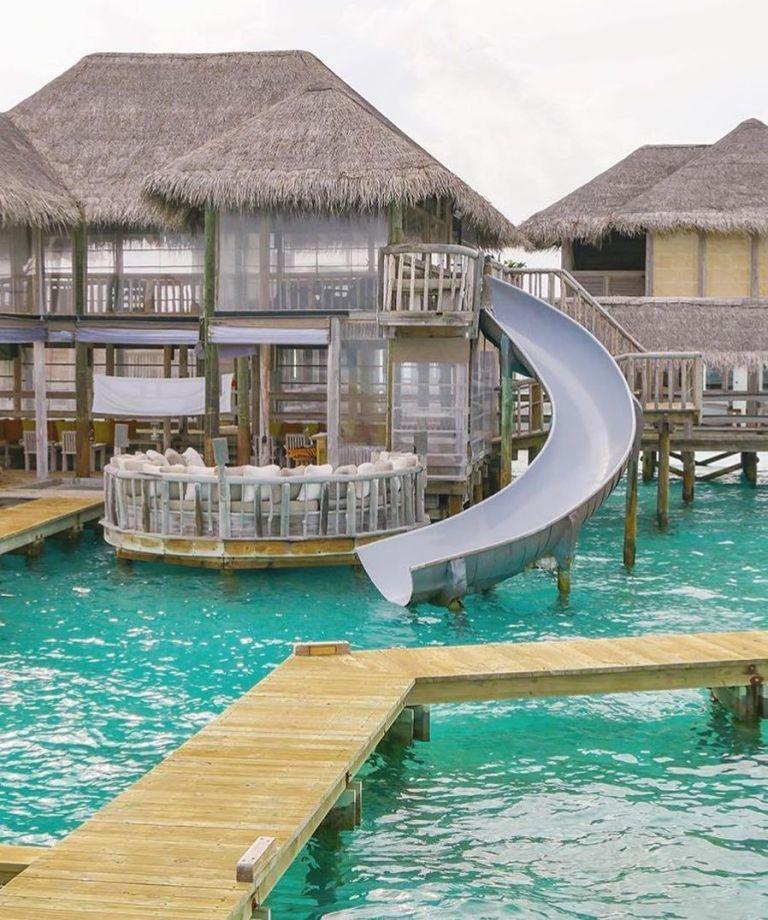 Gili Lankanfushi, MaldivesPhotography by @traveljunkiediary