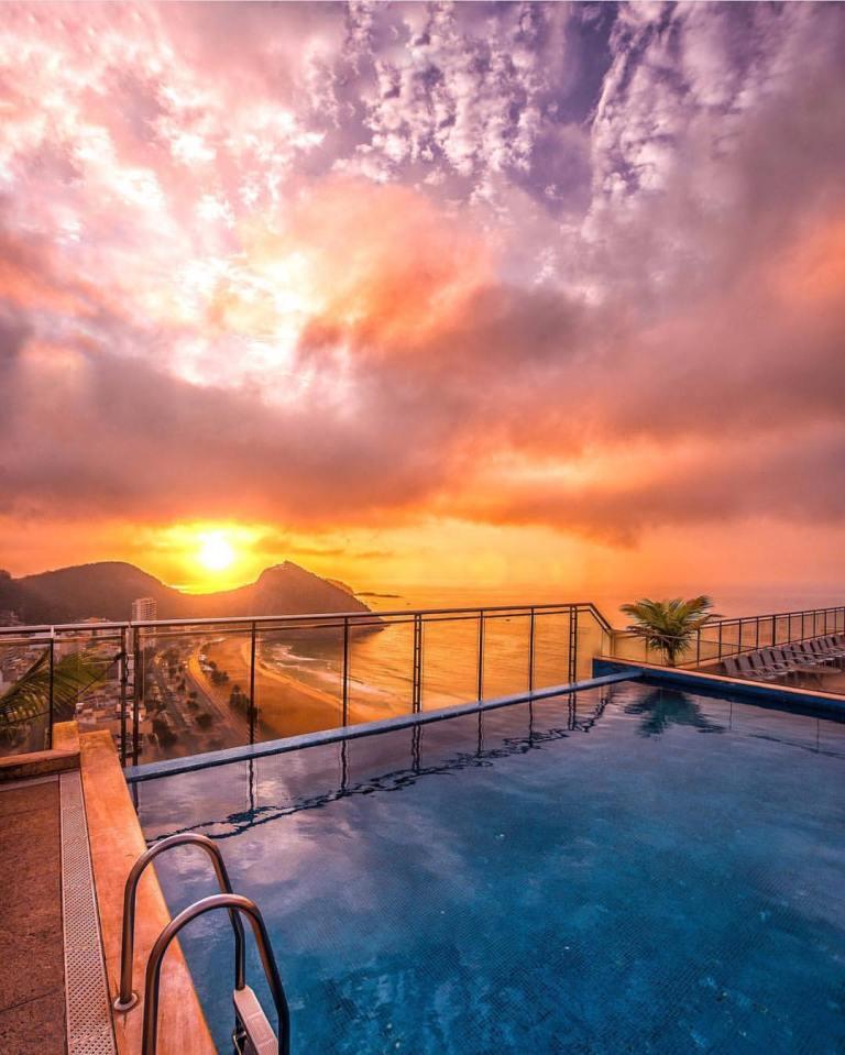 Hilton Copacabana Hotel 📷 @cbezerraphotos