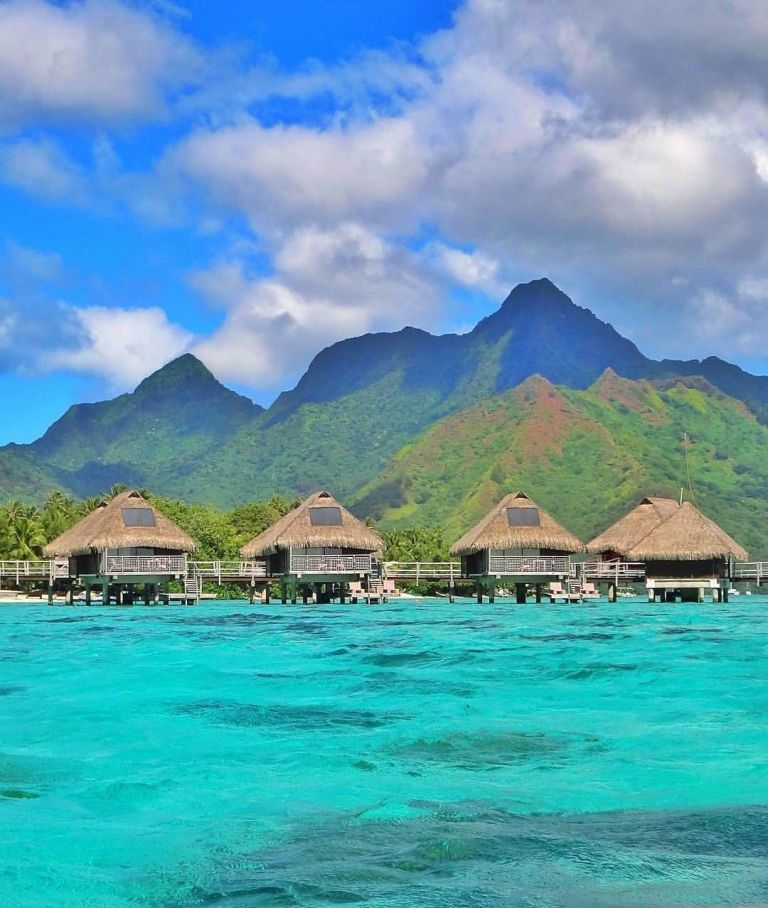 Hilton Moorea Lagoon Resort and SpaPhotography by @boss_hotels