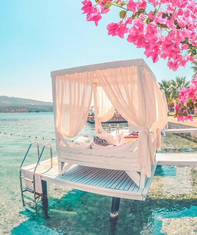 Kalem Island - Turkey 🌺🌺🌺 Credits ✨@izkiz