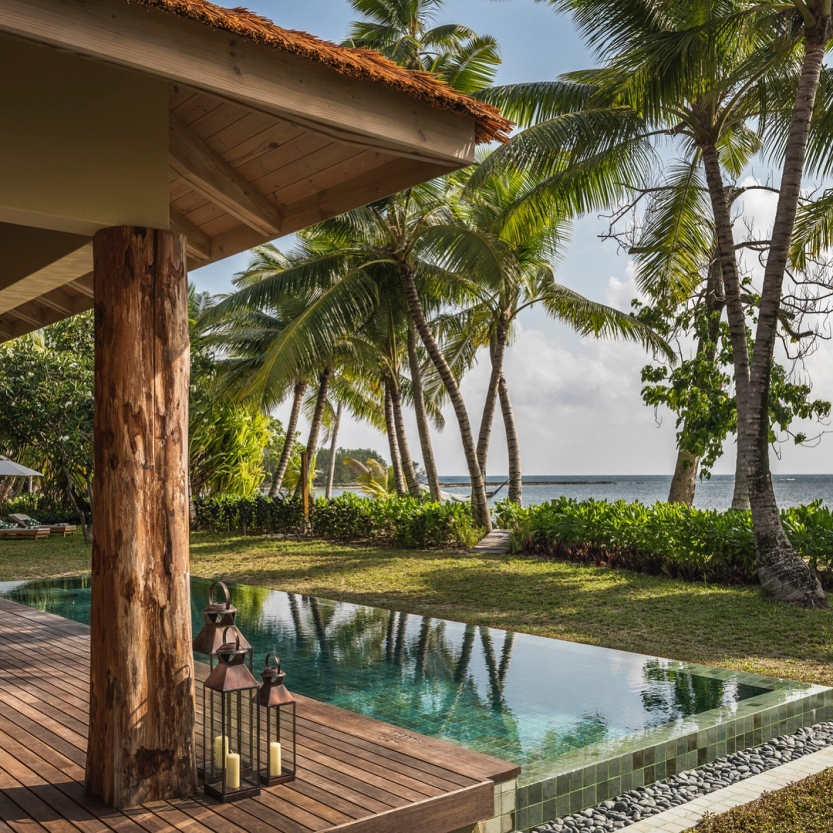 Keep paradise all to yourself. As the only resort on a secluded Indian Ocean island, the new Four Seasons Resort Seychelles at Desroches Island is the ultimate tropical hideaway. Visit t