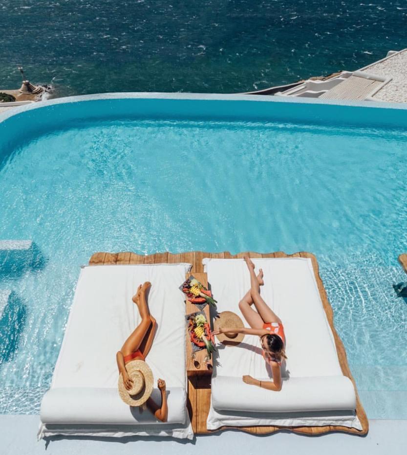 Mykonos - Greece 💙💙💙 Credits ✨@taramilktea