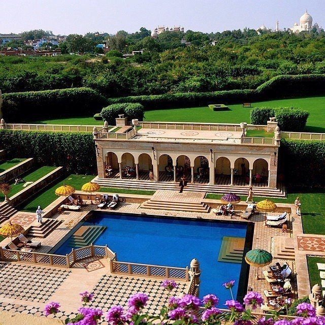 Oberoi Amarvila IndiaPhotography by @Corrine_t