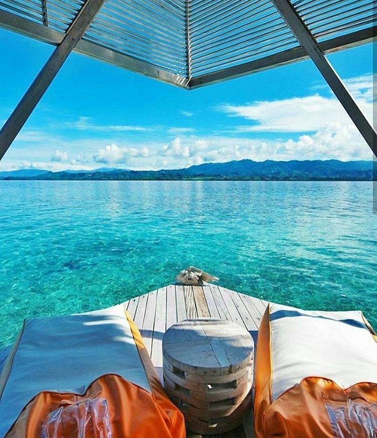Pulocinta Eco Resort, Indonesia @marischkaprue